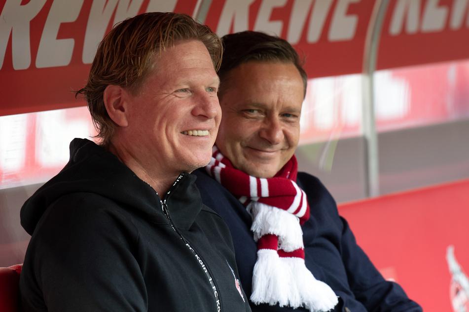 Unter dem Duo Markus Gisdol und Horst Heldt erlebte der 1. FC Köln einen sportlichen Aufschwung.