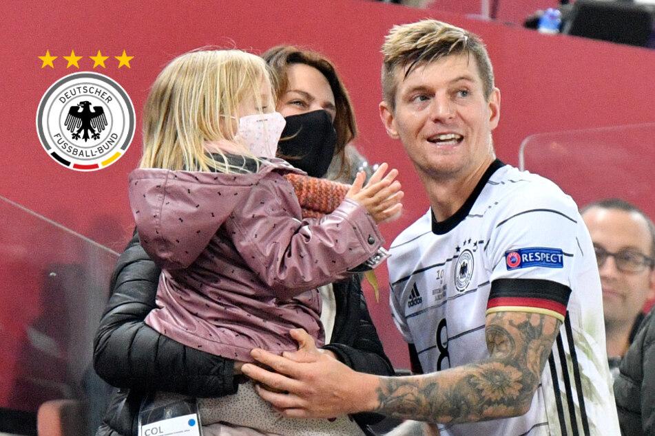 Weltmeister und jetzt in einem elitären Club: Nationalspieler Toni Kroos schafft seltene Spieler-Leistung
