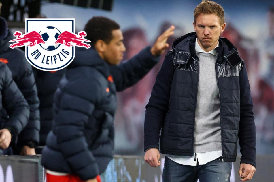 RB-Coach Nagelsmann hakt Titelchance in der Bundesliga ab