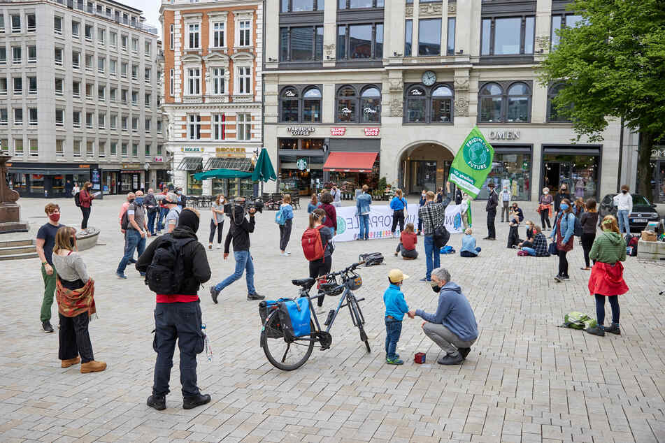 """Fridays for Future""-Demo mit klarer Message an SPD und Grüne"