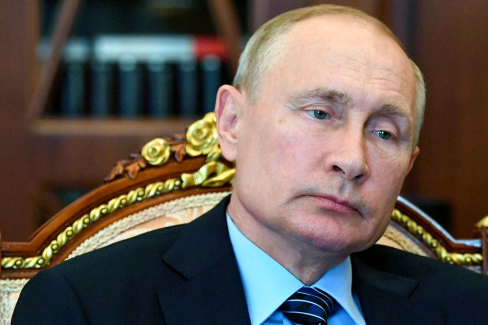 Besuch auf der Krim: Putin kündigt Ausbau der Kriegsflotte an