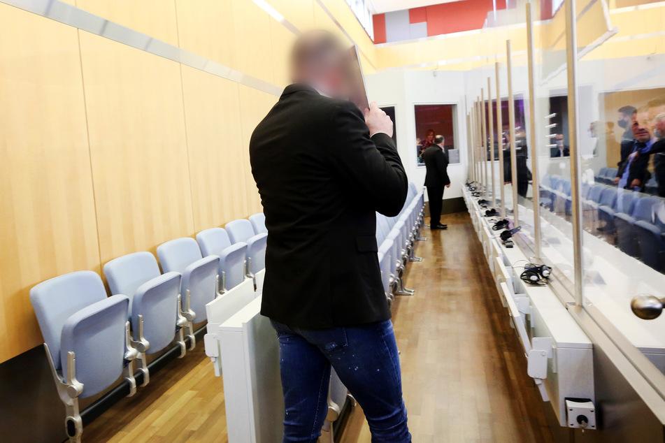 Mafia-Prozess Düsseldorf: Angeklagter mit Corona infiziert