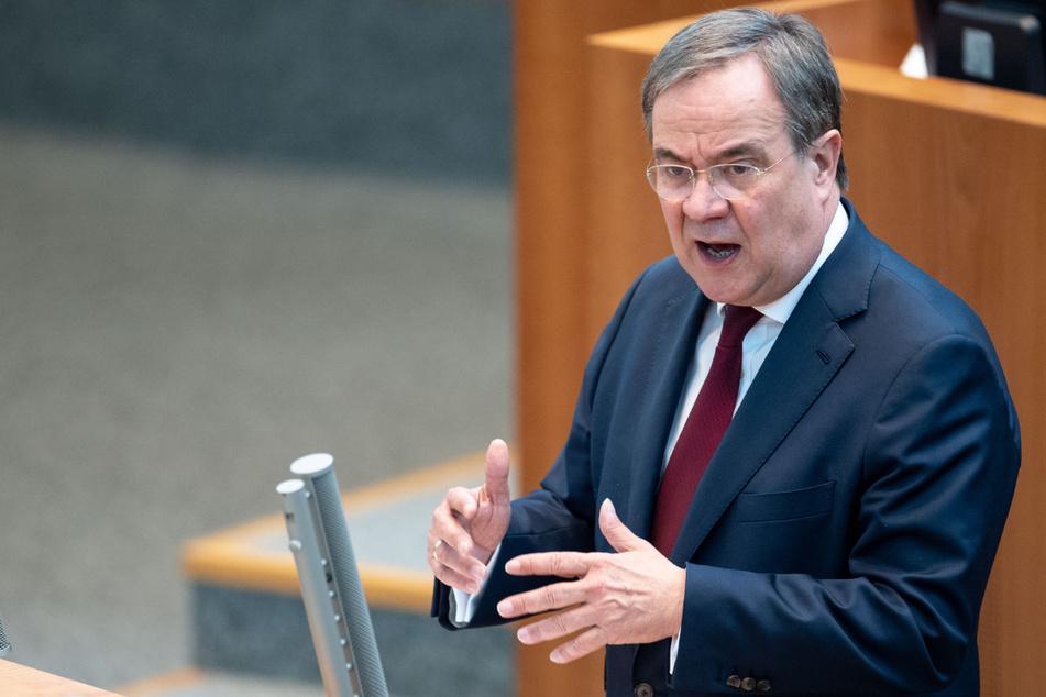"""Armin Laschet warnt vor Steuererhöhungen: """"Wäre ein fatales Signal"""""""