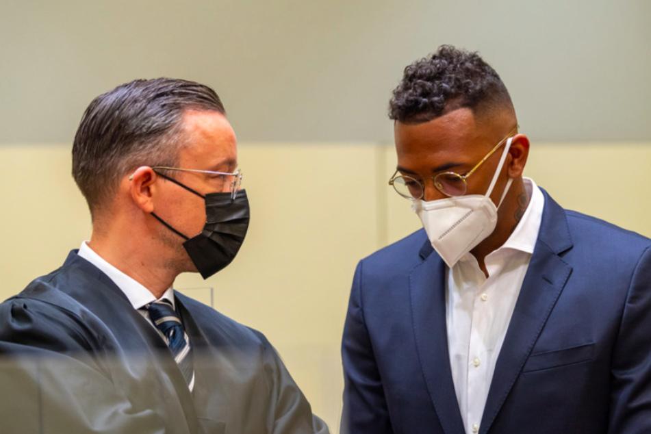 """""""Faustschlag ins Gesicht"""": Boateng wegen Körperverletzung zu Millionen-Strafe verurteilt"""
