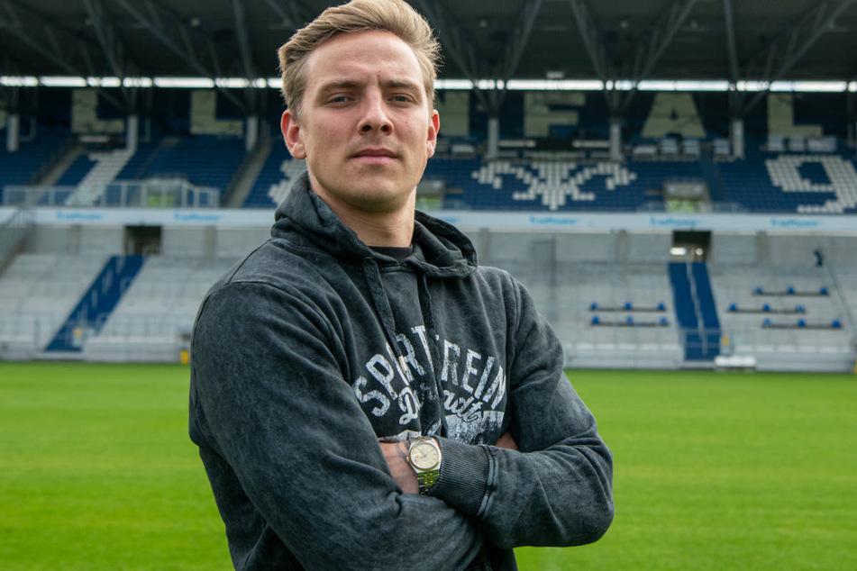 Phillip Tietz (24) wird den SV Darmstadt 98 in der kommenden Saison verstärken.