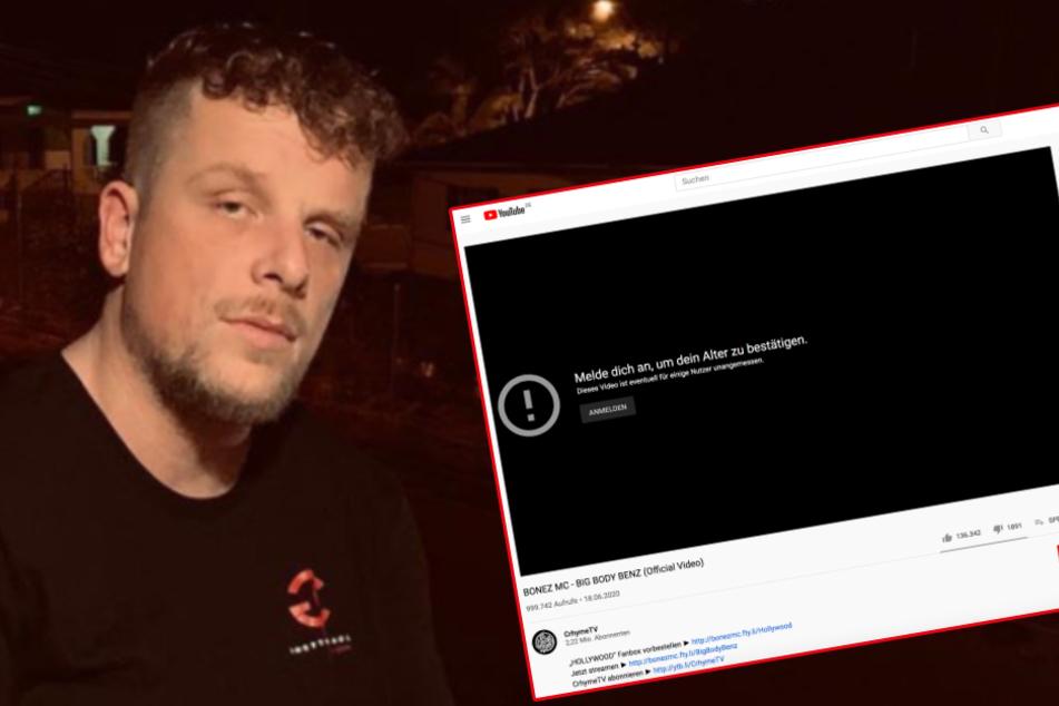 187 Strassenbande: YouTube sperrt neues Video von Bonez MC