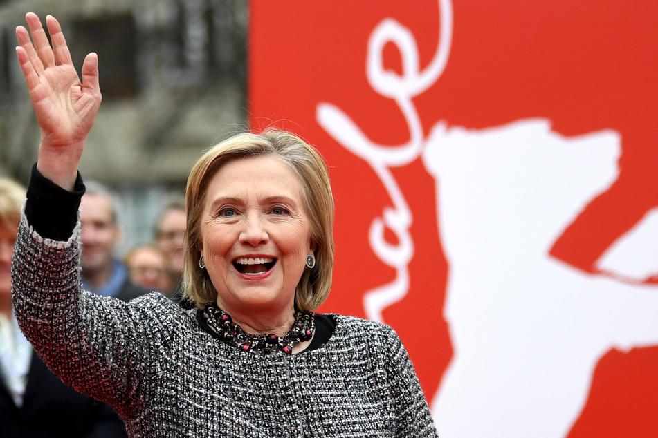 Hillary Clinton (72) bei der Berlinale 2020. (Archivbild)