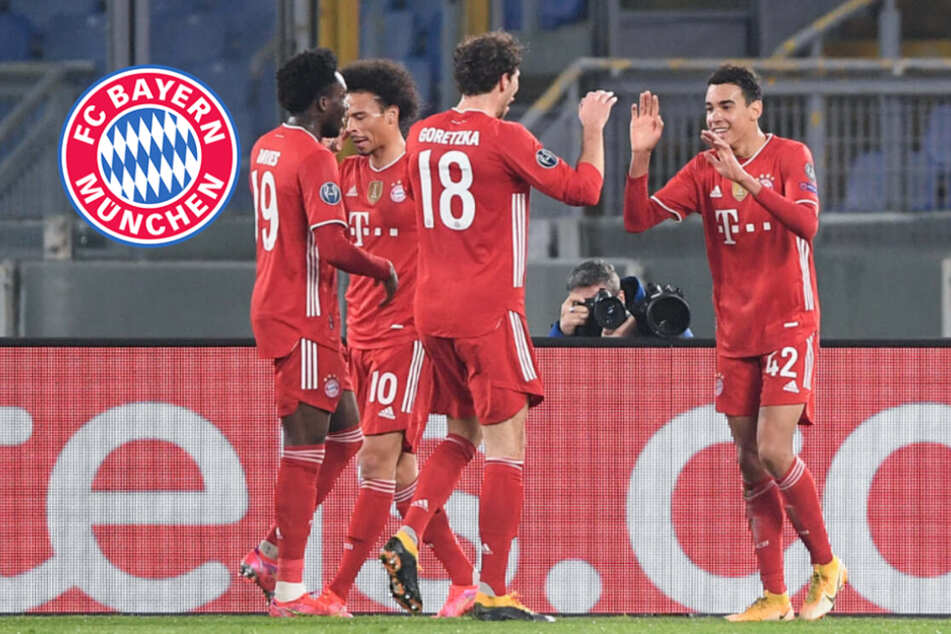 FC Bayern zerlegt Lazio Rom! Musiala im Champions-League-Himmel