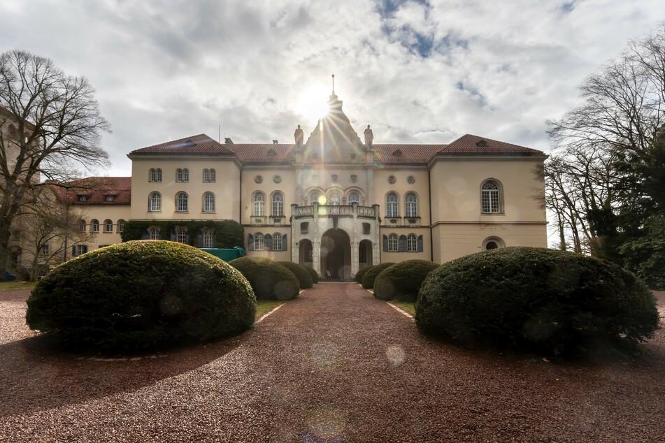 Das ist Sachsens neues Film-Schloss!