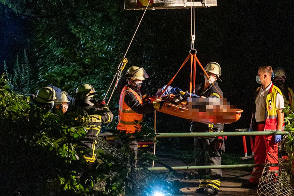 16-Jährige stürzt drei Meter in die Tiefe und verletzt sich schwer