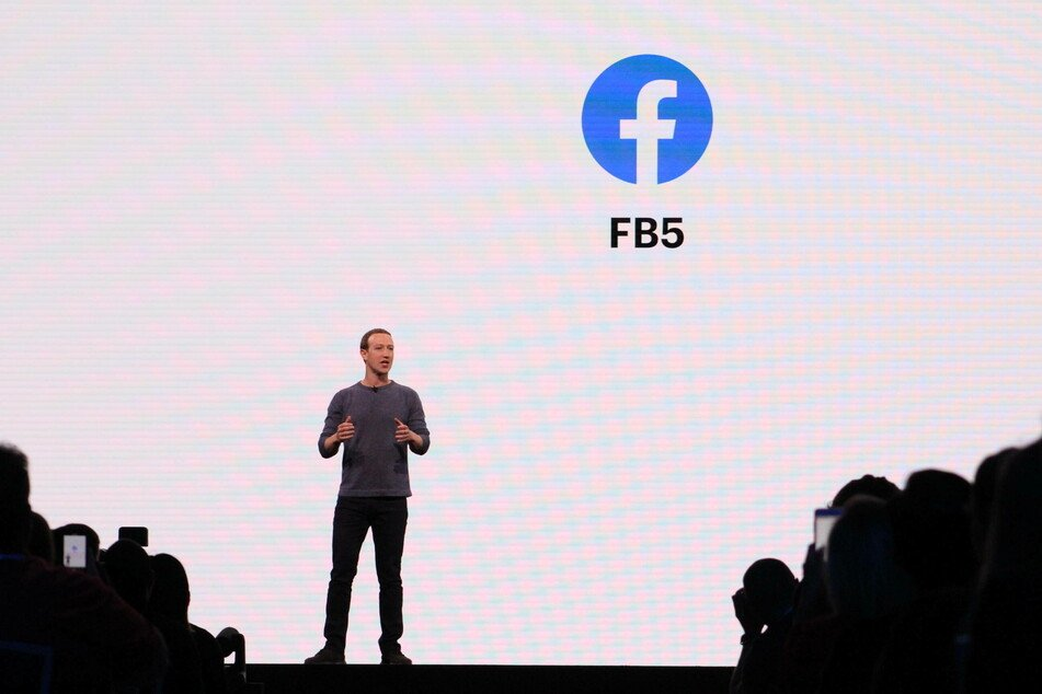 Mark Zuckerberg's company Facebook has come under fire for its failed crackdown on misinformation.