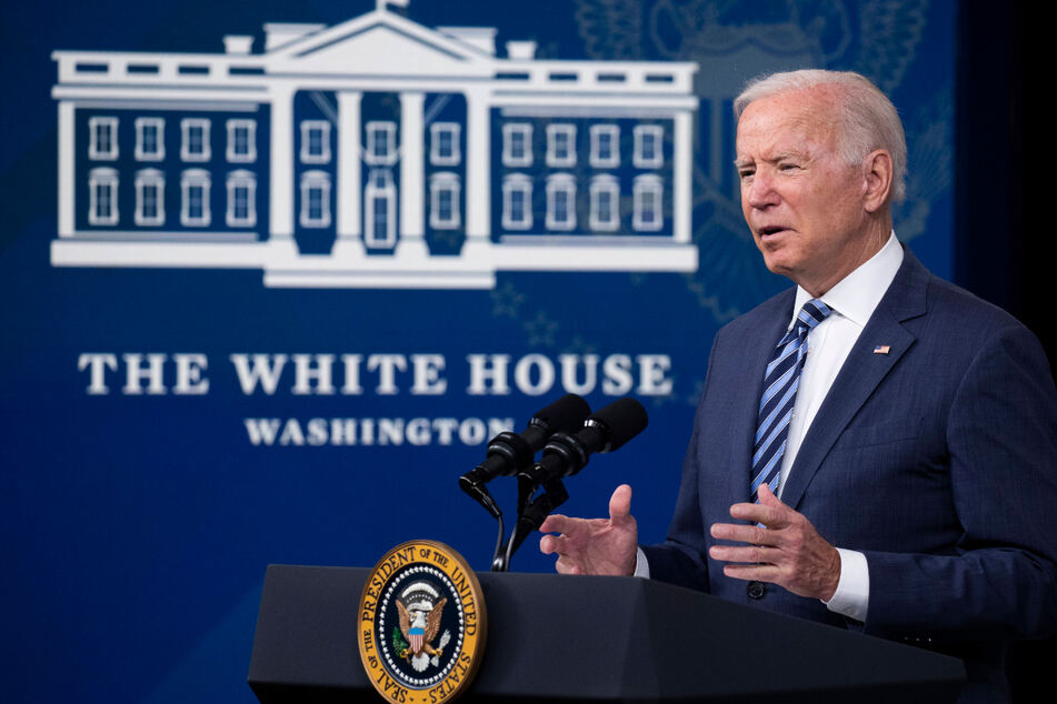 Biden vows fight after Supreme Court decision on Texas abortion law
