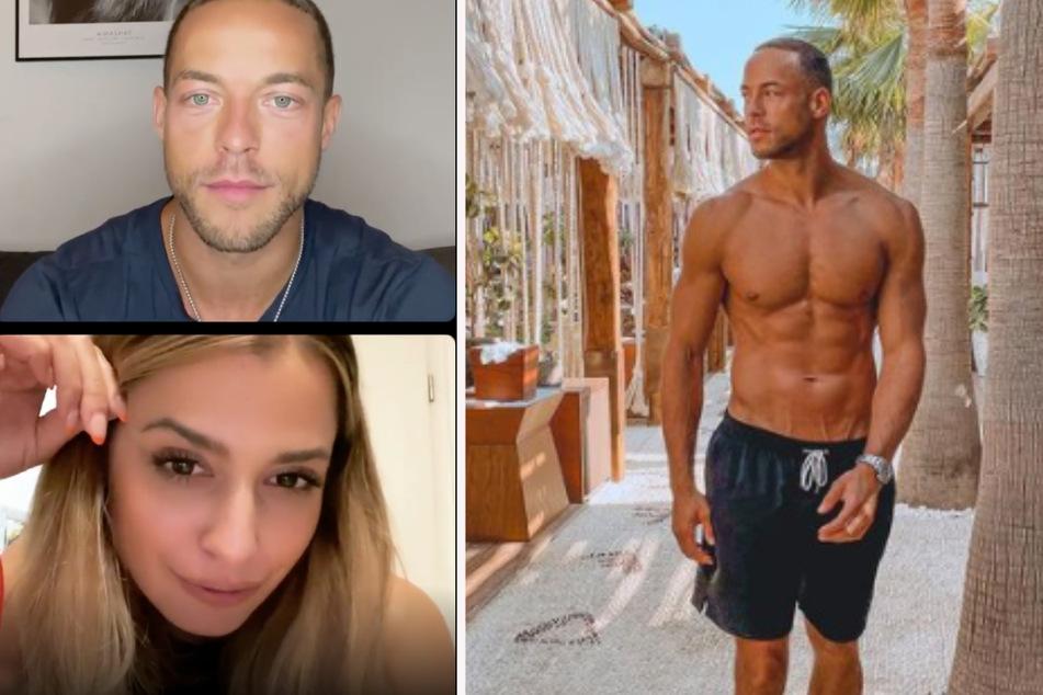 """Andrej Mangold (34) erzählt bei Instagram über seine Zeit bei """"Kampf der Realitystars"""". (Fotomontage)"""