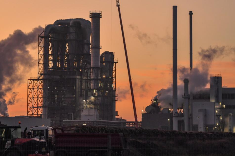 Krasser Umsatz-Einbruch der NRW-Industrie im Corona-Jahr 2020