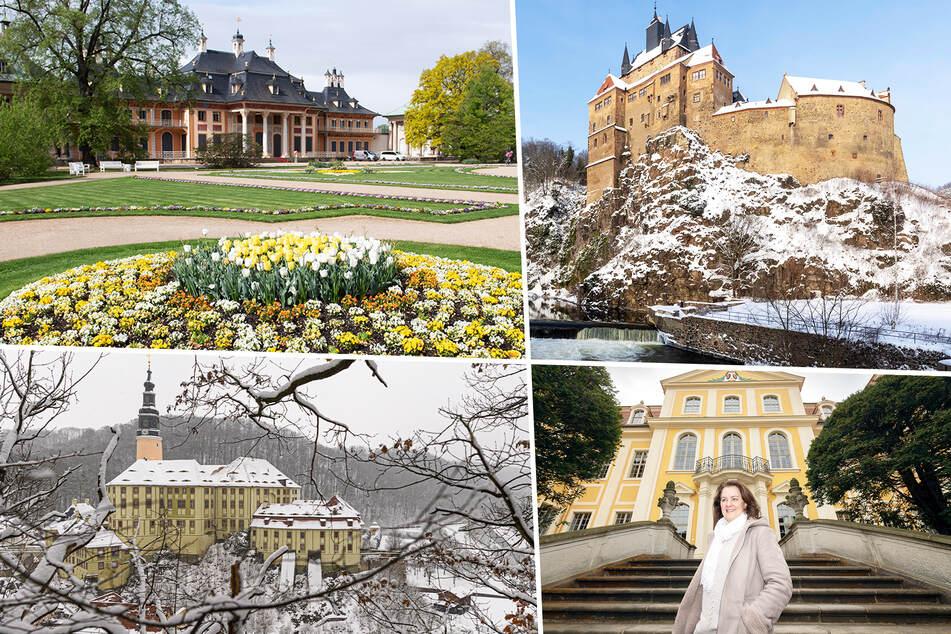 Besucher und Spaziergänger willkommen! Sachsen öffnet seine Schlösser und Gärten