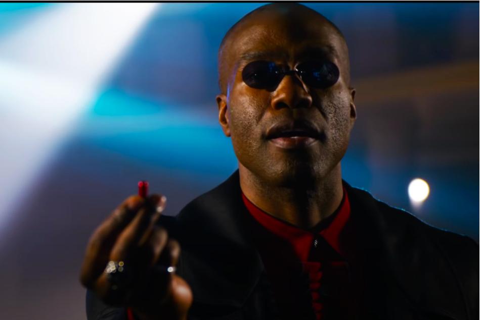 Schlüpft Yahya Abdul-Mateen II (35) in die Rolle von Laurence Fishburne (60) und ist eine junge Version von Morpheus?