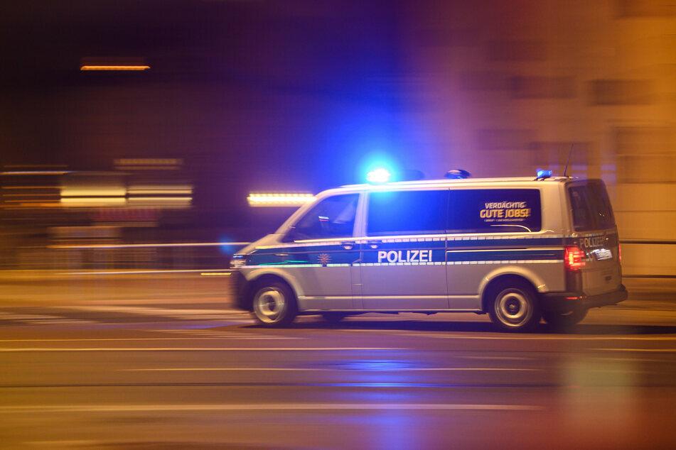 Die Polizei verfolgte in Erfurt zwei Menschen, die auf einem geklauten Motorrad unterwegs waren. (Symbolbild)
