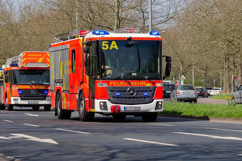 Kaminfeuer auf TV sorgt für Großeinsatz der Feuerwehr