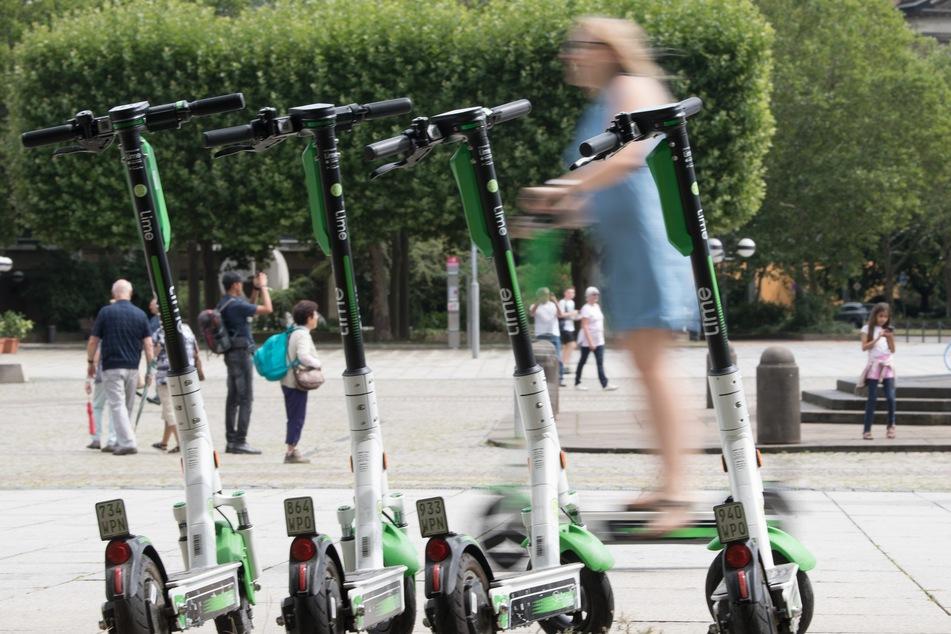 Lime kehrt auf die Straßen Dresdens zurück. (Archivbild)