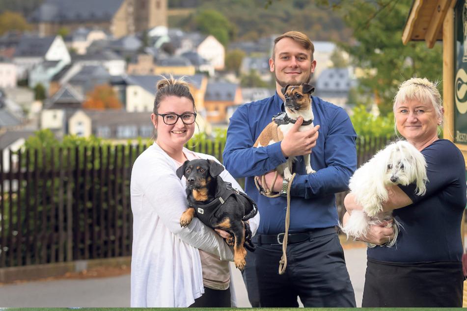 Hotel im Erzgebirge ist auf den Hund gekommen: Hier sind Zwei- und Vierbeiner willkommen