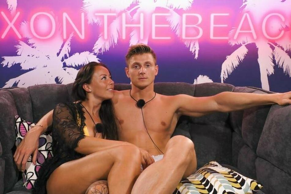 """Tommy Pedroni (26) und Sandra (29) haben sich bei """"Ex on the Beach"""" kennengelernt."""