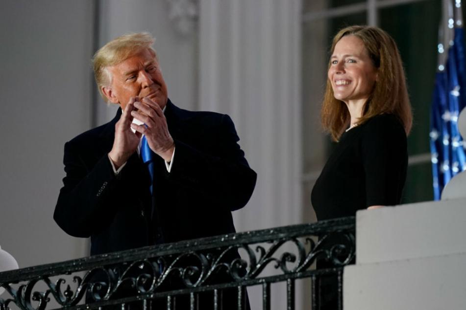 Trumps größter Triumph? Amy Coney Barrett zieht ins Oberste Gericht