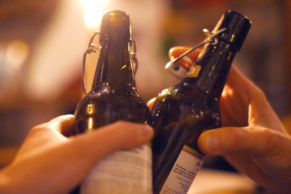Studie:Ostdeutsche trinken am meisten Alkohol, ernähren sich aber am besten