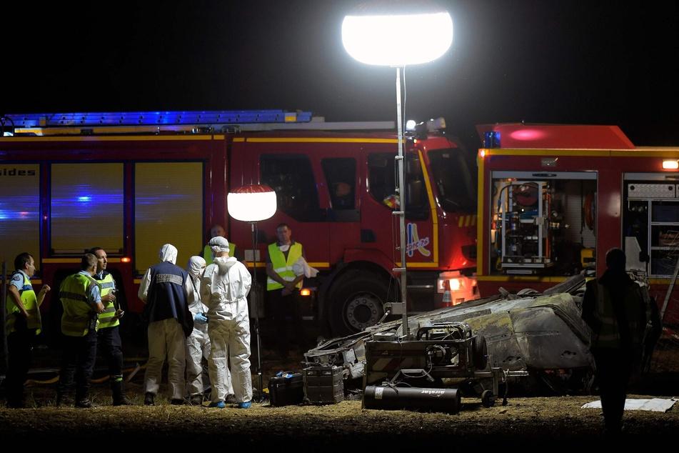 Auto in Flammen: Fünf Kinder sterben bei Verkehrsunfall in Südfrankreich