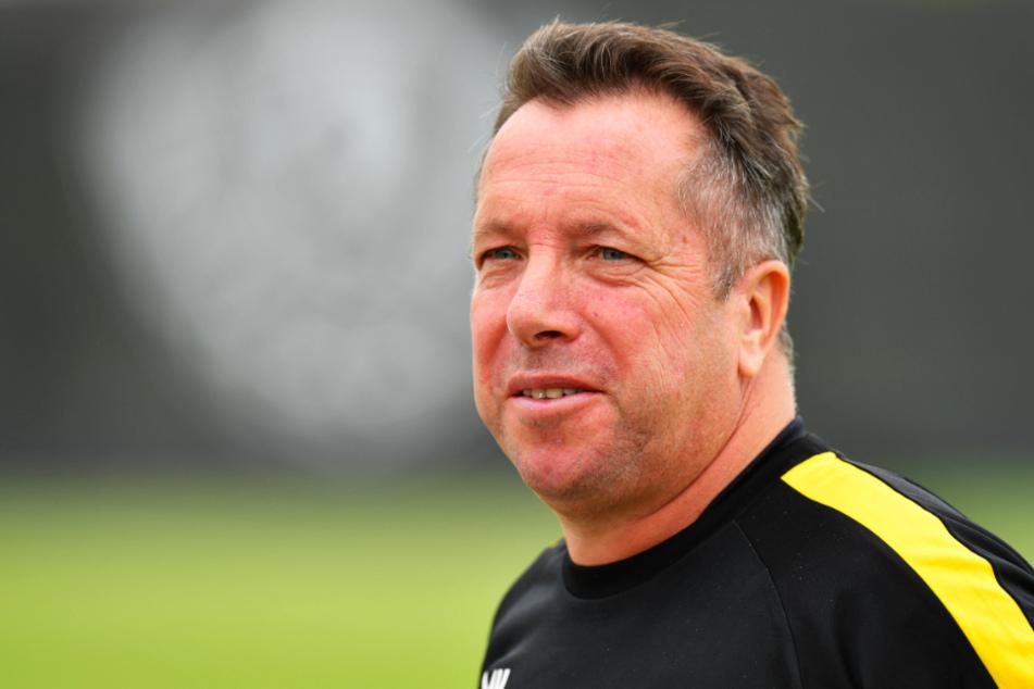 Dynamo-Coach Markus Kauczinski (50) ist sich sicher, dass noch Verstärkungen kommen werden.