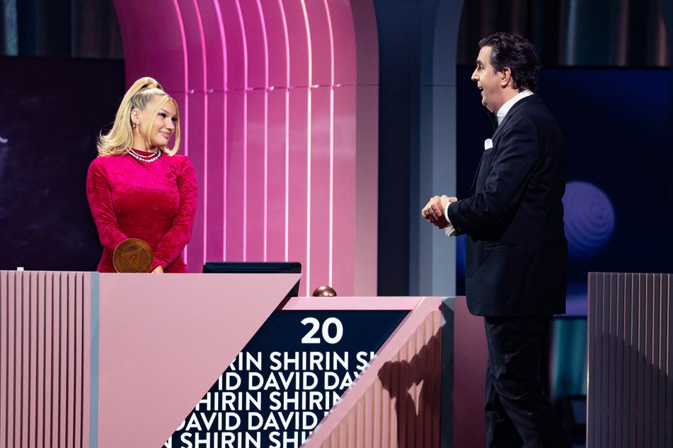 Kandidatin Shirin David (26) kämpfte sich gegen Bastian Pastewka (49) ins Finale um die kommende Show.