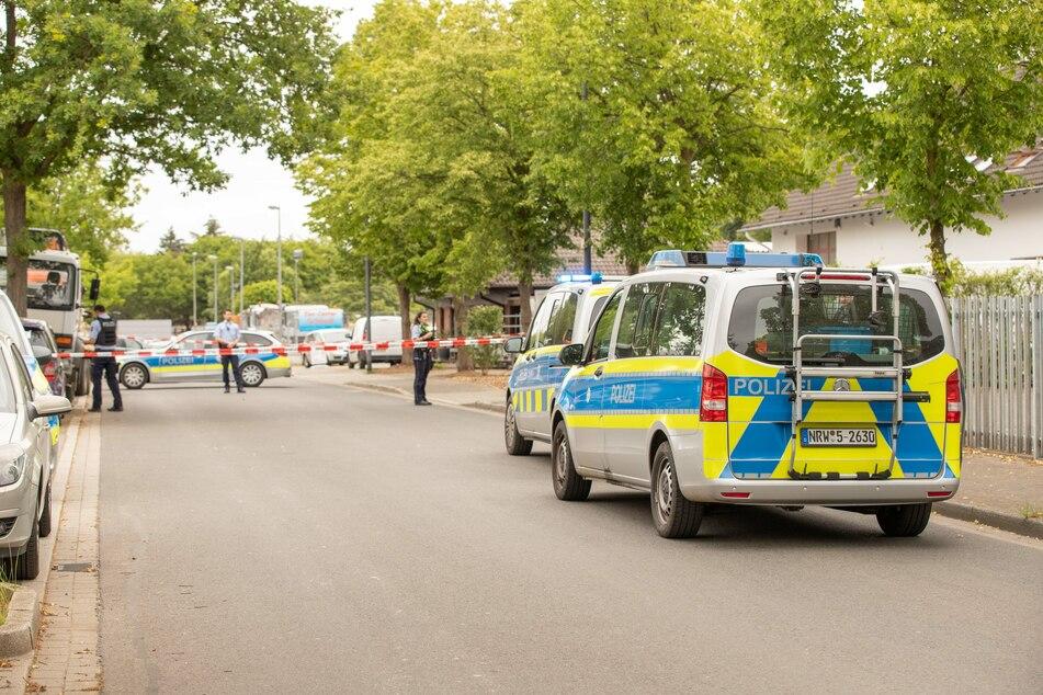 Versuchtes Tötungsdelikt in Dormagen: Fahndung nach drei Männern