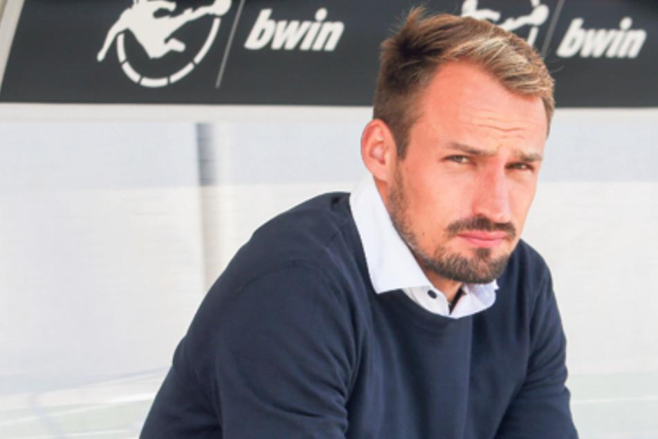 """Seit einem Jahr ist Toni Wachsmuth Sportdirektor des FSV Zwickau. Eine anstrengende Zeit für """"Wachser"""", die am Ende mit dem Verbleib in der 3. Liga aber von Erfolg gekrönt war."""