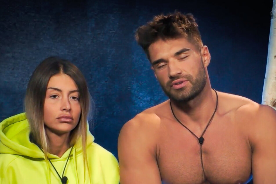 Bei Christina Dimitriou (28) und Freund Aleks Petrovic (29) läuft's gar nicht rund.