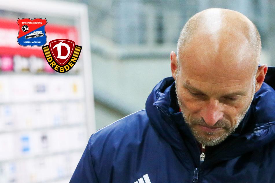 """""""Wir können Dynamo schlagen!"""" Unterhaching glaubt an Überraschung"""