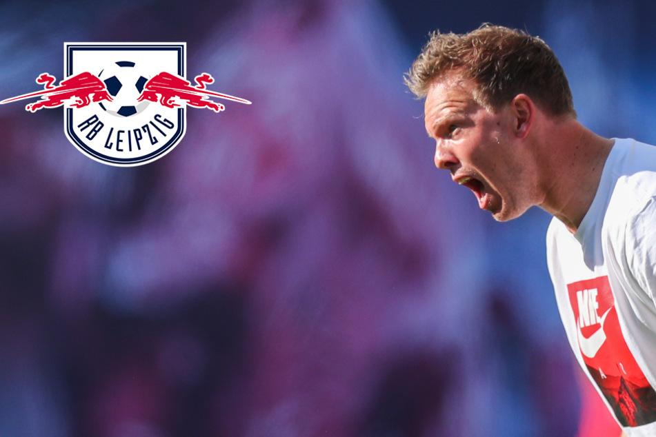 """RB-Leipzig-Coach Nagelsmann hadert mit seinem Team: """"Zu wenig Torgefahr auf dem Platz"""""""
