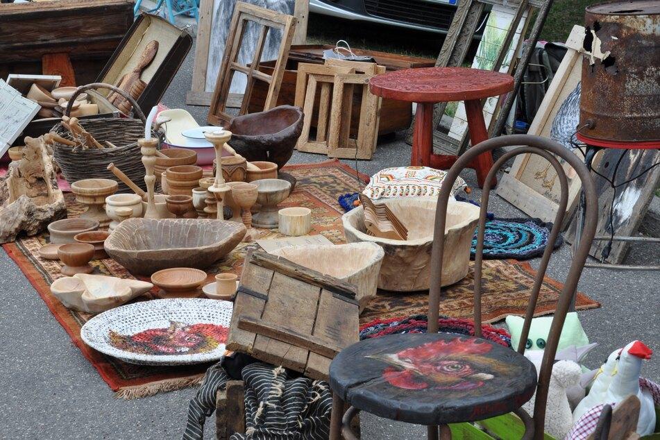 In Buchholz findet ein Garagen- und Hofflohmarkt statt.