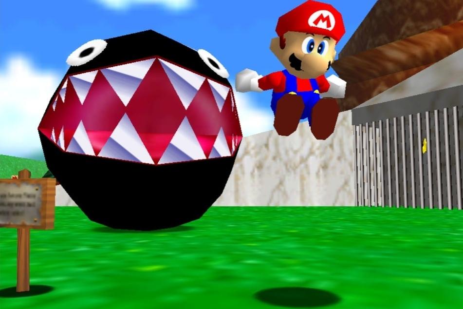 """1997 war """"Super Mario 64"""" ein absoluter Meilenstein. Jüngere Spieler könnten mit dem Titel in der heutigen zeit aber Probleme bekommen."""