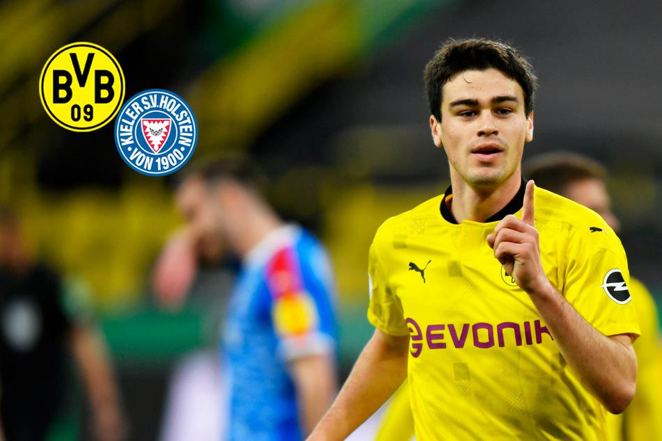 BVB schießt Holstein Kiel im Pokal-Halbfinale ab! Horror-Verletzung überschattet Triumph