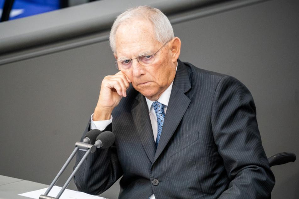 Wolfgang Schäuble (CDU, 77).