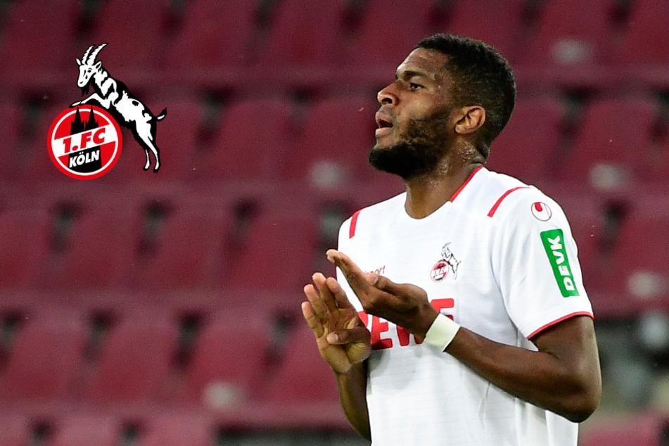 1. FC Köln: So steht es um Stürmer Anthony Modeste