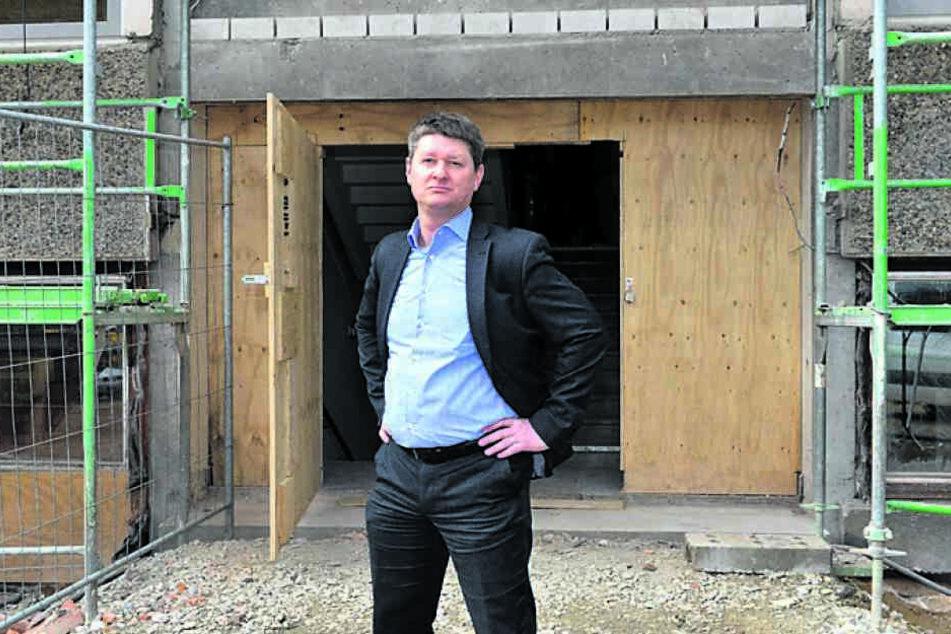 Gorbitzer Schul-Chaos: Direktor fordert neue Möbel
