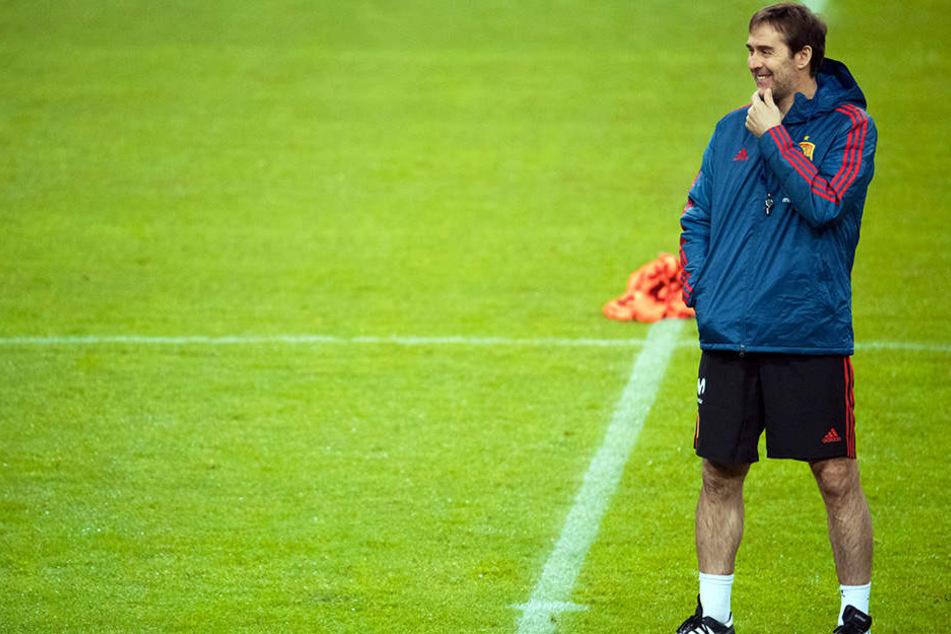 Das ist Real Madrids neuer Trainer!