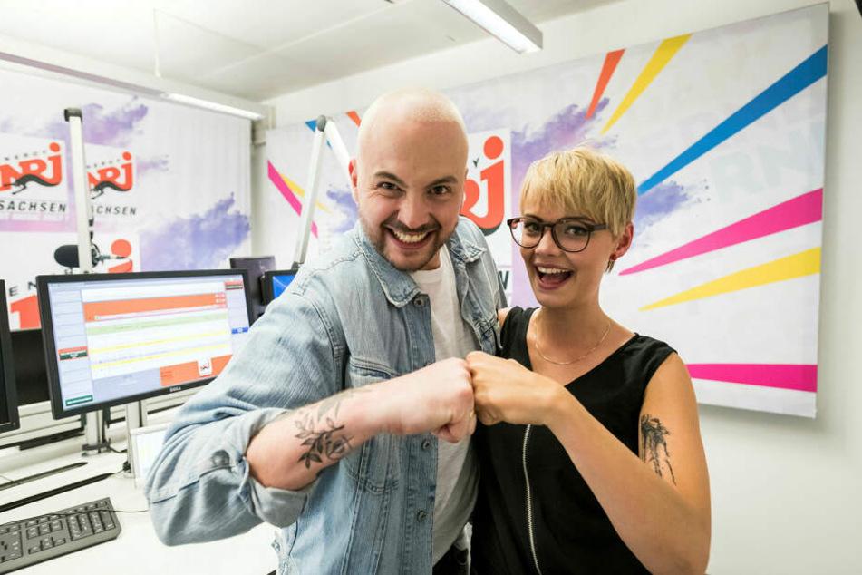 """Nachdem Franziska Mühlhause (28) im Sommer als Moderatorin bei """"Energy Sachsen"""" Schluss machte, hört Ende des Jahres auch Morningshow-Kollege Julian Mengler (33) auf."""