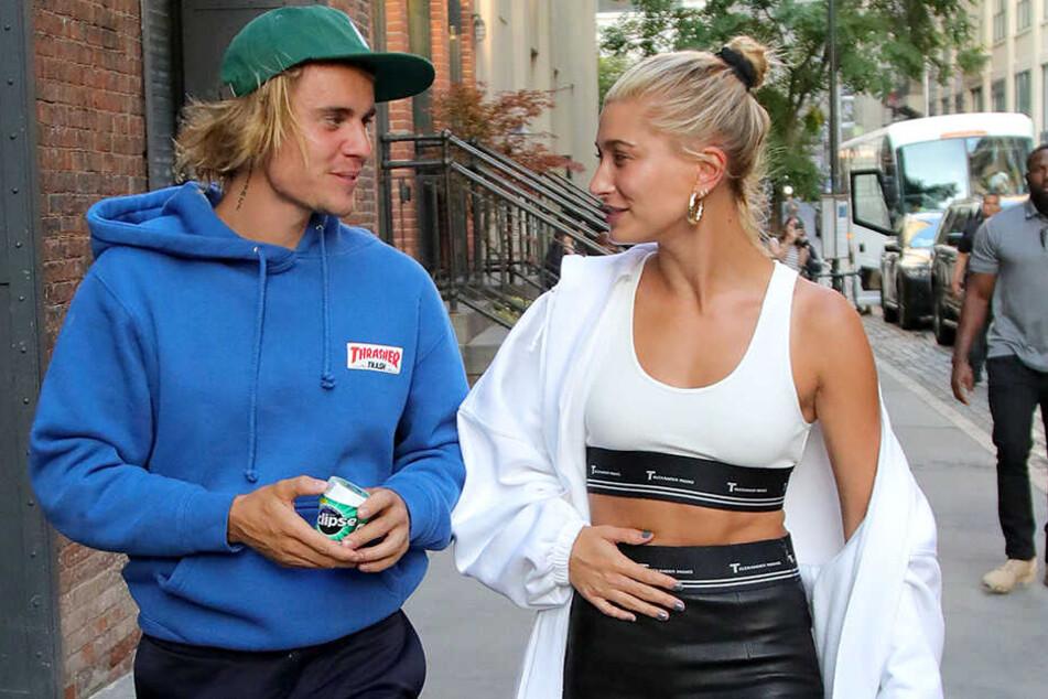 Werden Justin Bieber und seine Hailey Eltern? (Archivbild)