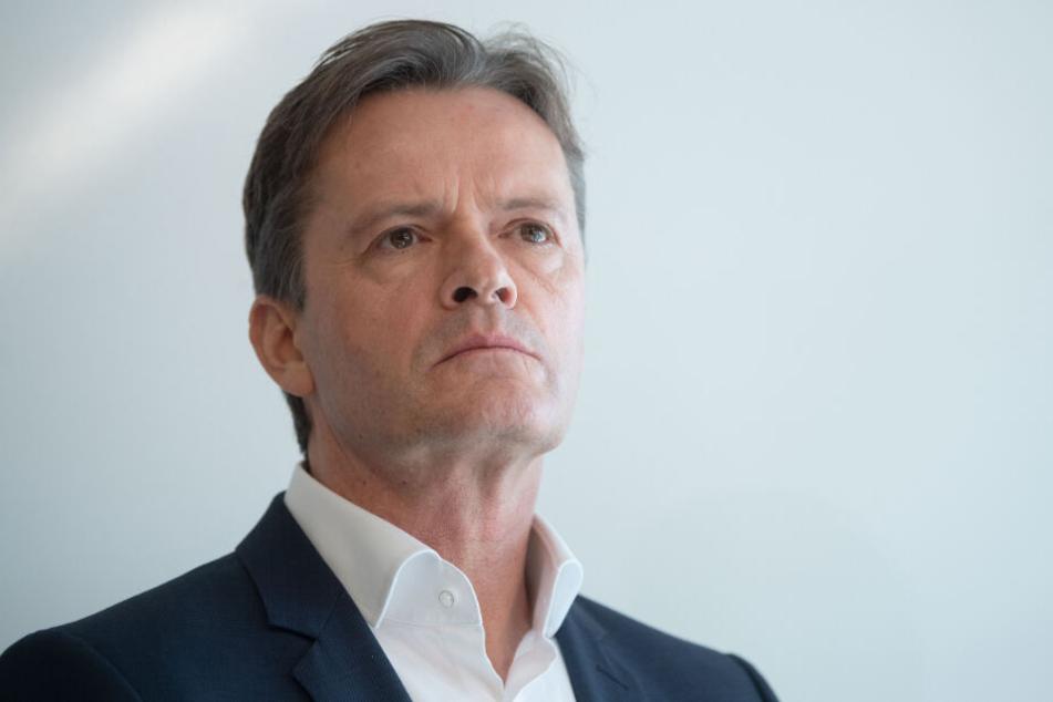 Entwicklungsvorstand Markus Schäfer.
