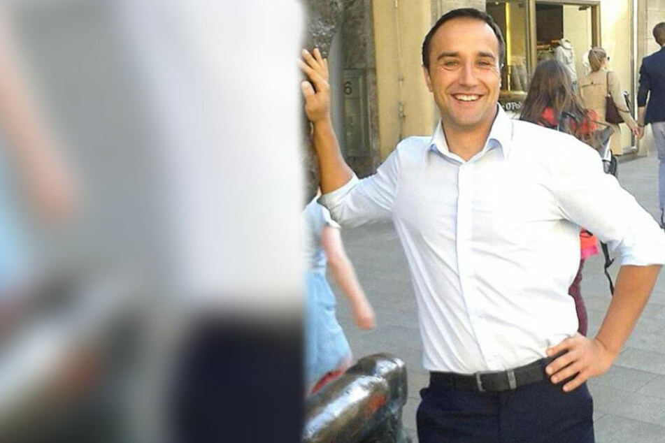 Seit Sonntag vermisst: Wer hat Florian (35) gesehen?