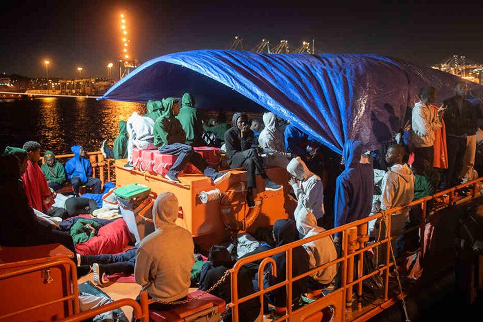 50.000 Afrikaner warten in Marokko: Polizei rechnet mit neuer Fluchtwelle nach Europa