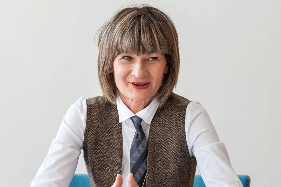 Im Januar soll die neue Homepage der Stadt online gehen, kündigt OB Barbara Ludwig (55, SPD) an.