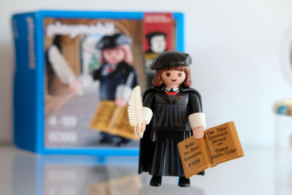 Die Martin Luther Figur hat bereits die Millionen-Marke geknackt.