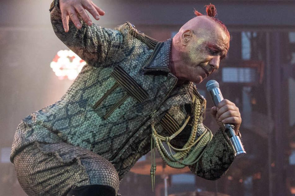 Till Lindemann - Rammstein-Sänger Till Lindemann angelt nackt in Finnland